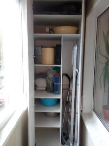 Шкаф на лоджию под заказ